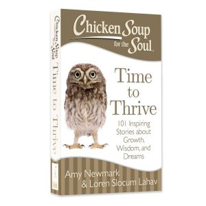 Chicken Soup for the Soul: Time to Thrive - Loren Lahav | STAY TRUE CEO
