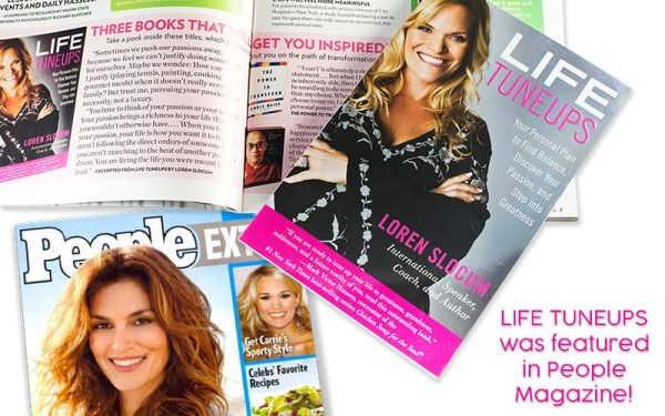 Life Tuneups as featured in People Magazine