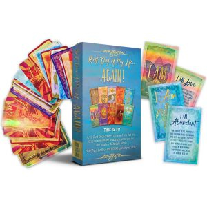 Women's I AM Affirmation Cards