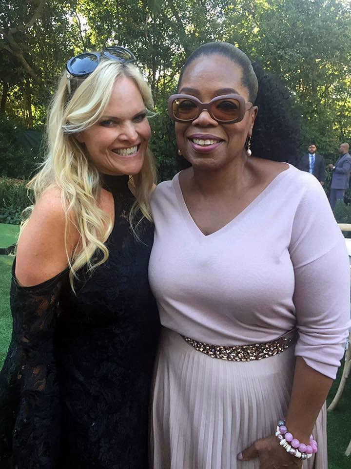 Loren Slocum Lahav & Oprah
