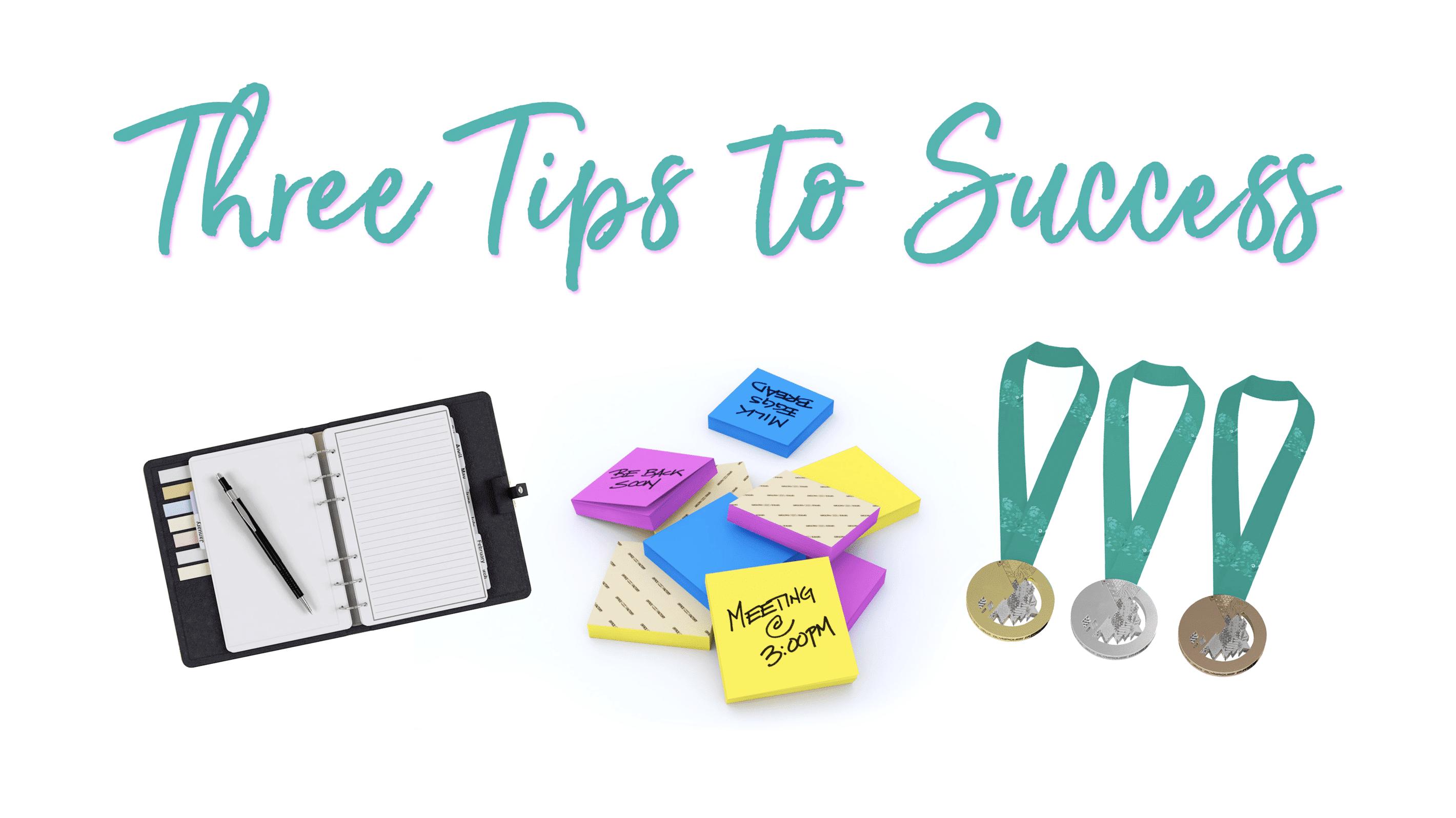 3 Tips To Success - Loren Lahav | STAY TRUE CEO