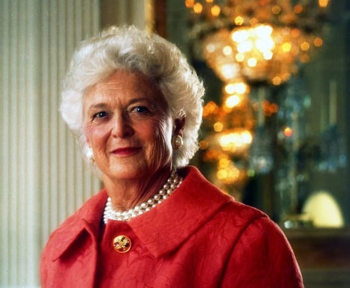 Live Life With No Regrets! Follow These 7 Lessons From Barbara Bush