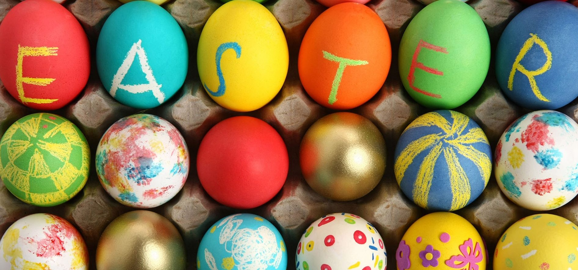 The Easter Egg… a Symbol of Rebirth - Loren Lahav | STAY TRUE CEO